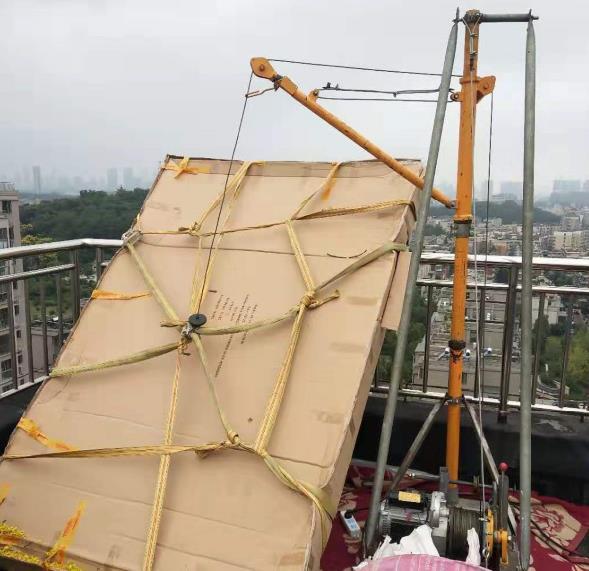 南京家具吊装
